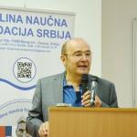 Founder Nikola Loncar, Diaspora Days, Belgrade, Serbia