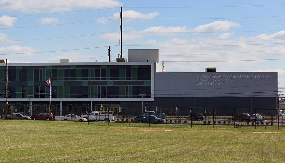Tacony Academy Charter School, Philadelphia & The Tesla Science Foundation