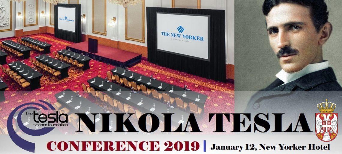 NIKOLA TESLA CONFERENCE 2019